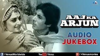 """""""Aaj Ka Arjun"""" Audio Jukebox   Amitabh Bachchan, Jayaprada  """