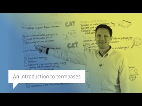 An introduction to termbases