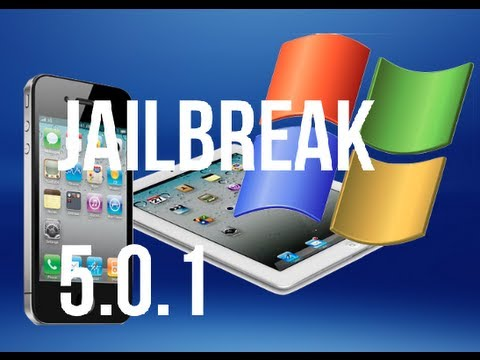 Absinthe WINDOWS 5.0.1 Jailbreak Tutorial for iPhone 4S, iPad 2 (How-To)
