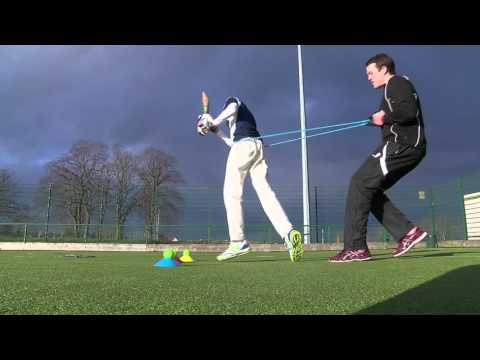 Batting against spin and slow bowling