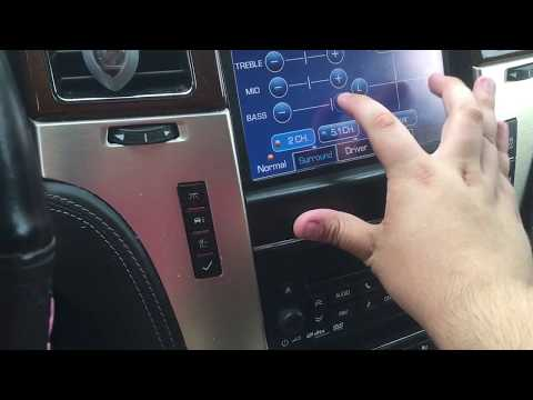 Bass Test (Part 2) (2013 Escalade)