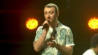 Sam Smith - Too Good At Goodbyes (Live In Melbourne)