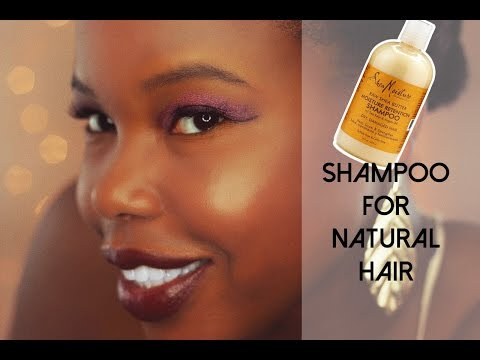 Top 5 Shampoos for Natural Black Hair | Best Shampoos For Natural Hair
