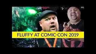 Fluffy Invades San Diego Comic Con! | Gabriel Iglesias  SDCC 2019