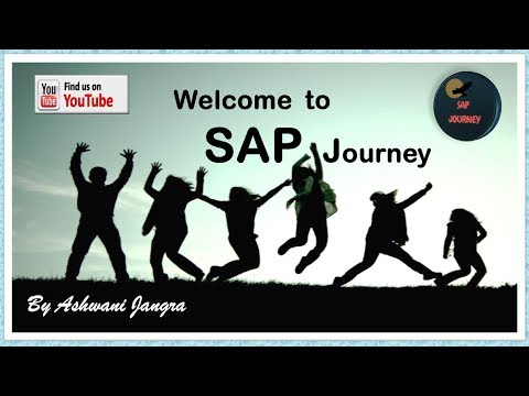 SAP MM Module (Part-1) - Introduction of MM Module in SAP Hindi Version.