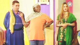 Mehndi   Lucky Dear   Nasir Chinyoti   Zafri Khan - Comedy Stage Drama Clips
