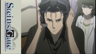 Steins;Gate 0 - Official SimulDub Clip - Loved by a God
