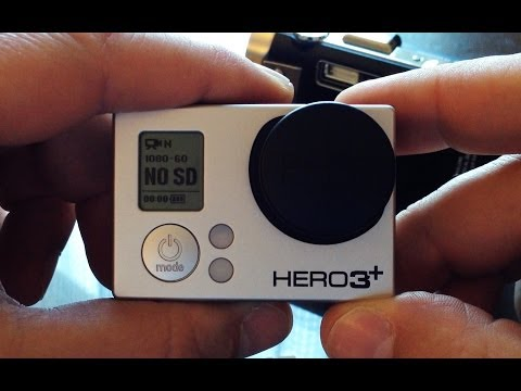 GoPro No SD Error - Quick Fix for Hero 6 5 4 3+ 3 2