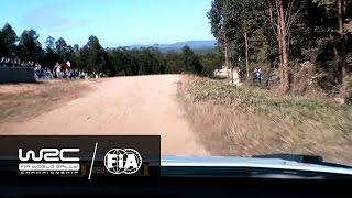 WRC - Kennards Hire Rally Australia 2016: ONBOARD Shakedown Neuville