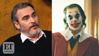 Joaquin Phoenix On 'Joker' Sequel