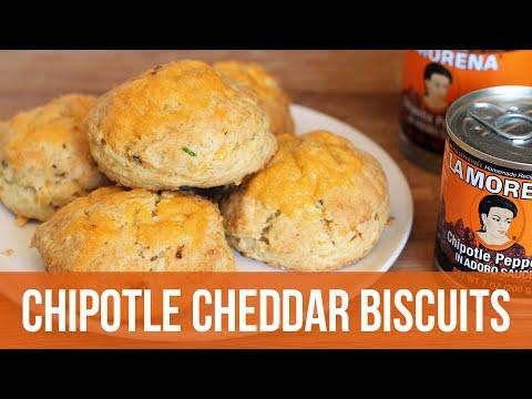 Chipotle Cheddar Biscuits | 30 Minute Recipe
