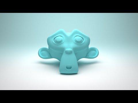 Blender Beginner Tutorial: Infinity Backdrop