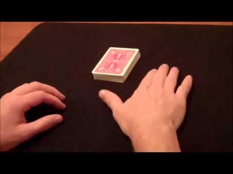 4 Kings card trick