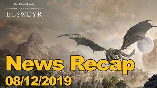 MMOs.com Weekly News Recap #212 August 12, 2019