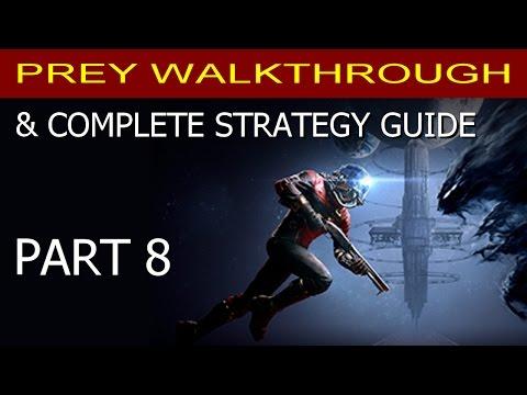 Prey Walkthrough Part 8 - Director Thorstein's Office & How to Get the Zero-G Propulsion System