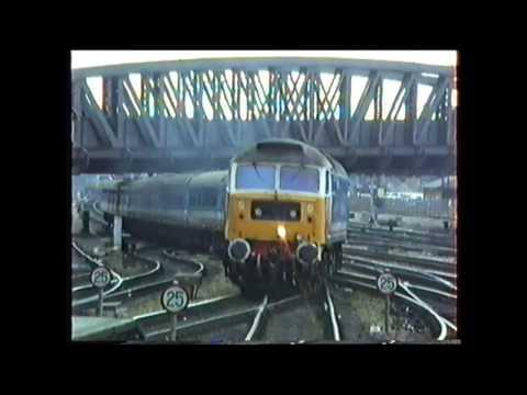 1988 125 trip from Stratford upon Avon to Paddington