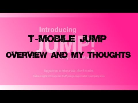 T-Mobile JUMP Upgrade Program: Overview and My Thoughts