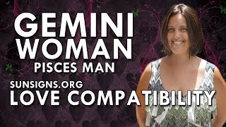 Gemini Woman Pisces Man A Conflicting Relationship