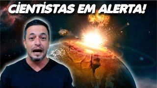 SUPERVULCÃO YELLOWSTONE PRESTES A ENTRAR EM ERUPÇÃO PODE JUDIAR DO PLANETA NO EXTREMO