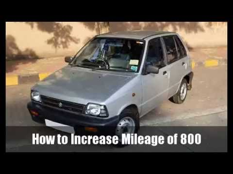 100% Working Trick to Increase Mileage of Maruti Suzuki 800
