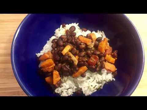 Instant Pot Burrito Bowl with Cilantro Lime Rice