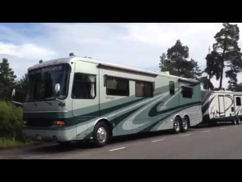 Rv towing trailer(3)