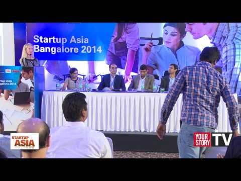 Startup Asia Bangalore 2014: Venture Capital Panel