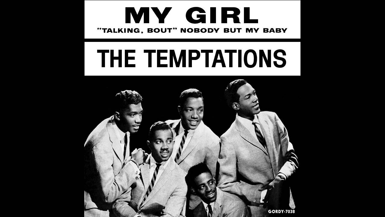 My Girl - The Temptations (1964) (HD Quality)