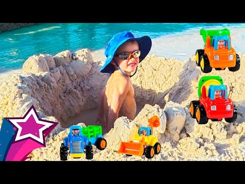 Max and AMAZING VACATION IN CANCUN BEST PARTS COMPILATION - Kids Waterpark Playing with Fun Toys