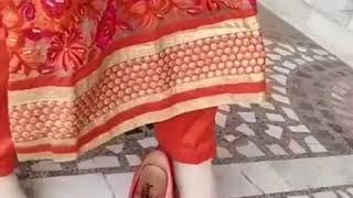 indian girls socks feet