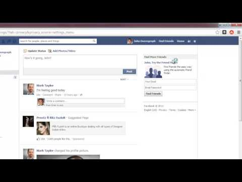 How to force Facebook logout
