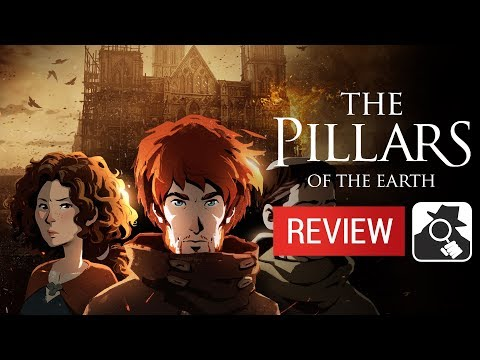 THE PILLARS OF THE EARTH | AppSpy Review
