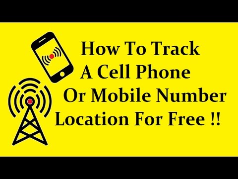 Simple Trick To Track A Cell Phone Or Mobile Number Location For Free ! - Technical Toons