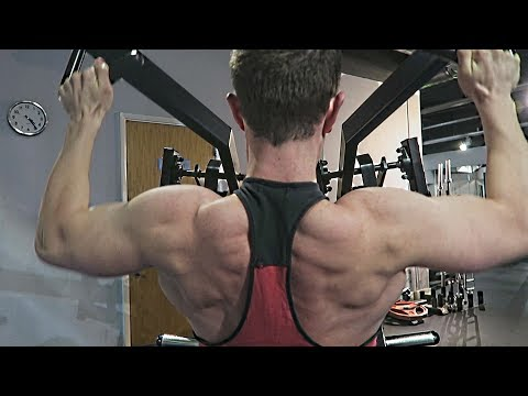 Bodybuilding Back Workout for Mass and Strength