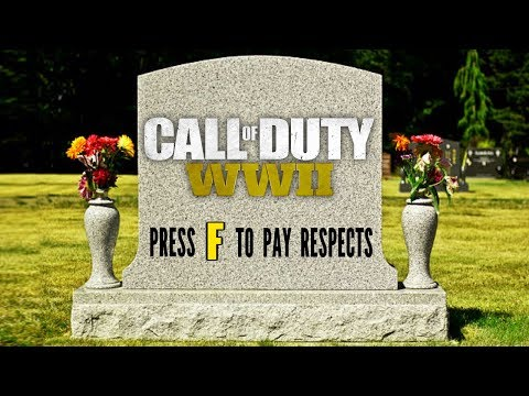 RE: is COD WWII... Dead? (Yes & No)