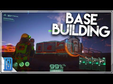 Osiris:New Dawn -Part 3 - BASE BUILDING/NEW HABITAT AND AIRLOCK
