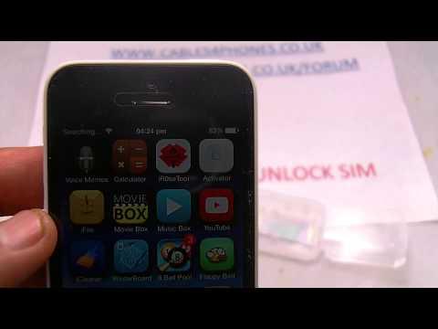 EE ORANGE T MOBILE & VIRGIN Unlock iPhone 5 iPhone 5C iPhone 5S iPhone 6 6+