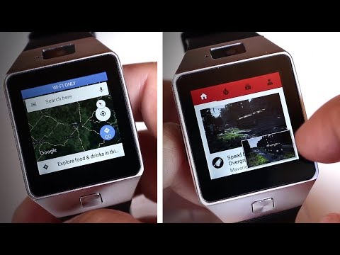 QW09 (DZ09 Upgrade) Android 4.4 | WiFi | GPS | Youtube | Maps 🔍 2