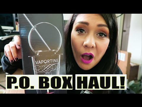 OPENING CHRISTMAS PRESENTS FROM YOU!  (P.O. Box Haul)
