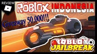 e71a1509191 [Review] Volt Bike + Giveaway 50.000 Money Jailbreak! | Roblox Jailbreak  Indonesia