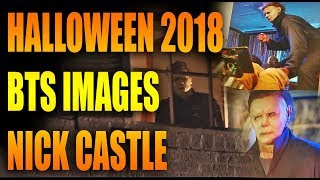 Halloween 2018: First Images: Who's Who? Nick Or James?