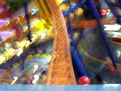 Roller Coaster in Berjaya Time Square KL