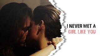 ■ Chris + Eva » I never met a girl like you