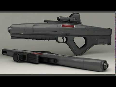 Generic Sci Fi Laser Machine Gun Sound Effects