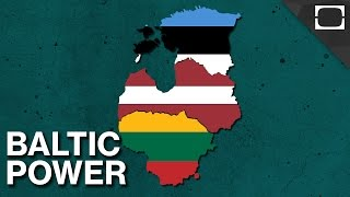 How Powerful Are The Baltic States?