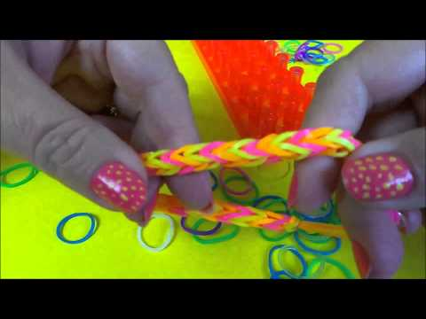 My Top 5 Rainbow Loom Band Tutorials