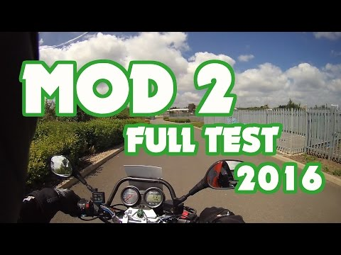 MOD 2 (2018) - Full Test - New Rules - Perfect Pass (Nottingham)