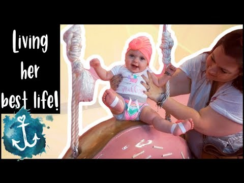 SWINGING INTO THE BEST WEEKEND EVER! | Hall Of Breakfast | WatersWife