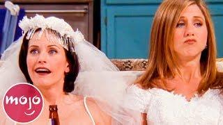 Top 10 Times Monica & Rachel Were BFF Goals