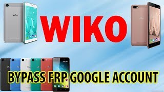 How to bypass google account Wiko sunny 3 plus  New method  Videos